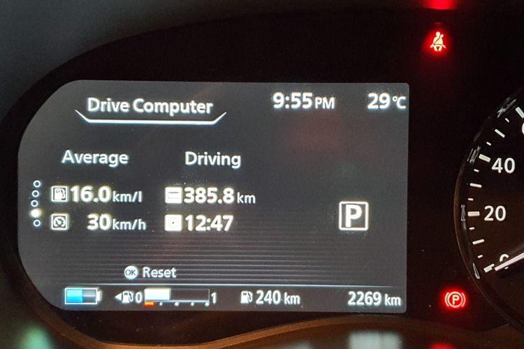 Test drive Nissan Kicks e-Power ke Ciletuh