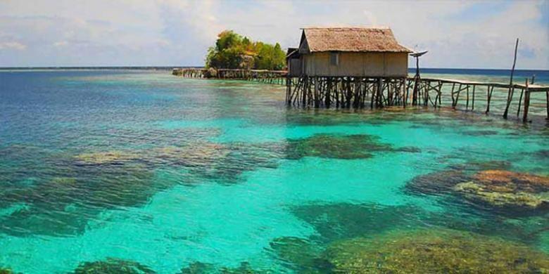 Taman Laut Kepulauan Togean.
