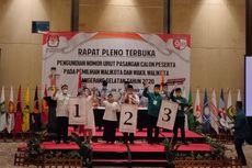 2.963 Pengawas TPS Pilkada Tangsel Dilantik dan Akan Ikuti Rapid Test