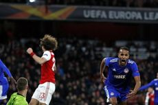 Arsenal Vs Olympiakos, Kekalahan Menyakitkan bagi The Gunners