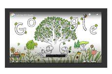 Hari Bumi, Google Doodle Ingatkan Setiap Orang untuk Tanam Benih