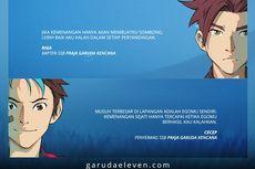 Garuda Eleven, Realita Sepak Bola Indonesia Berubah Jadi Komik