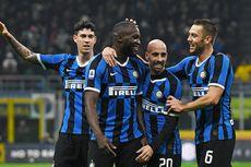 Inter Vs Milan, Nerazzurri Dinaungi Rekor Apik