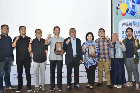 PGN Harap Bisa Perkuat Ketahanan Energi Melalui Kompetisi Startup
