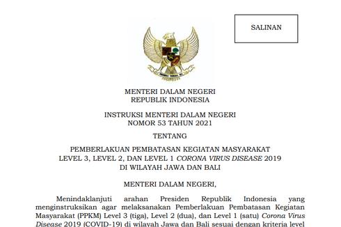 Syarat Perjalanan Terbaru 19 Oktober-1 November 2021, Naik Pesawat Harus Tes PCR