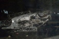 5 Fakta Kerusuhan Pertandingan PSIM vs Persis, Mobil Polisi Dibakar hingga Sweeping Suporter