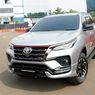 Toyota Fortuner Facelift Meluncur, Harga Mulai Rp 500 Jutaan