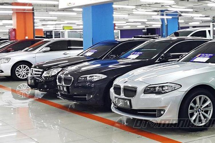 Pasar sedan bekas premium mulai diminati