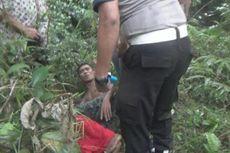 Kelabui Polisi, Bandar Narkoba Bersembunyi Tanpa Busana di Lubang Tanah