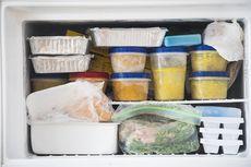 Catat, 6 Makanan Ini Harus Segera Dibuang dari Freezer