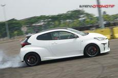 Sensasi Bermanuver Tajam dengan Toyota GR Yaris