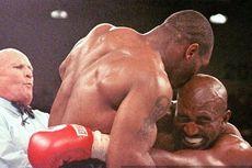 Pernah Digigit Mike Tyson, Evander Holyfield Justru Merasa Senang