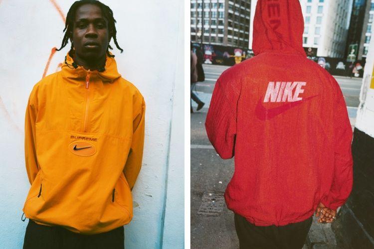 Nike x Supreme Fall/Winter 2020 Collection