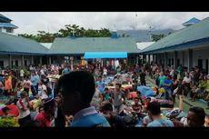 Takut Virus Corona Masuk Lapas, 10 Napi dan Tahanan Buat Gaduh Minta Dibebaskan