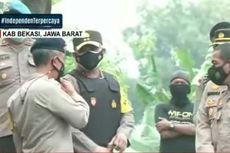 Kapolda Metro Jaya Tinjau Penggerebekan Teroris di Bekasi