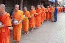 Terbukti Pakai Narkoba, 31 Biksu Thailand Dikeluarkan dari Biara