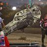 Fitur Keselamatan Halo Selamatkan Pebalap F1 Romain Grosjean dari Maut