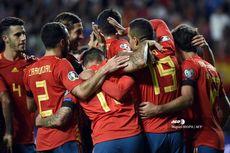 Jadwal Kualifikasi Euro 2020 Malam Ini, Kesempatan Spanyol untuk Lolos