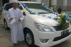 Pemenang Shalat Berhadiah Dapat Mobil Bekas Istri Wali Kota