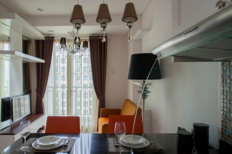 Woodland Park Residence merupakan apartemen terintegrasi di kawasan Kalibata, Jakarta Selatan.