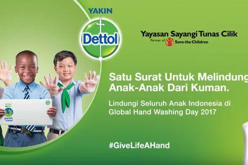 Hari Cuci Tangan Sedunia, Pentingnya Edukasi Cuci Tangan Sejak Dini