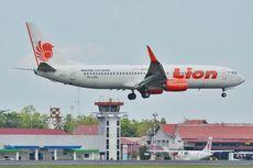 Gangguan Kemudi, Lion Air Rute Surabaya-Banjarmasin Putar Balik Usai 20 Menit Terbang