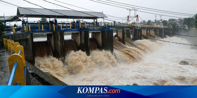 Bendung Katulampa Siaga 1, Warga Jakarta Diminta W