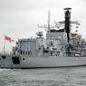 Kapal Perang Inggris untuk Kali Pertama Lewati Selat Taiwan