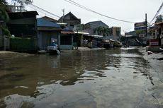 Perumahan Bukit Savana dan Taman Duta Depok Masih Tergenang Banjir