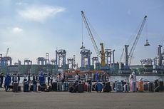 Berangkat dari Filipina, 679 ABK WNI Kapal Westerdam Tiba di Tanjung Priok