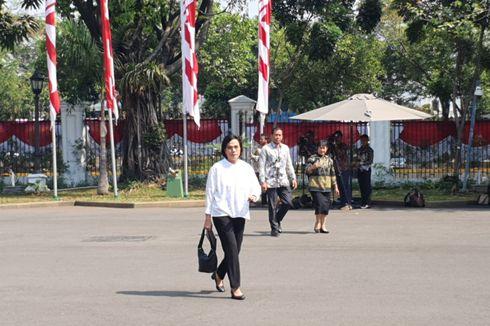 Sri Mulyani Tetap Jabat Menteri Keuangan di Periode Kedua Jokowi