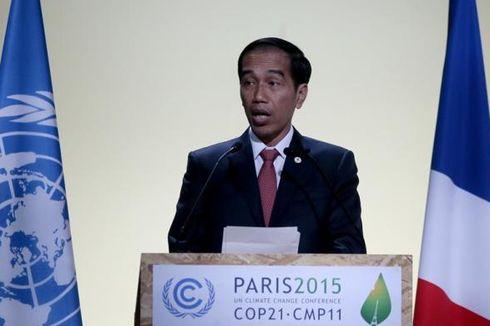 Pidato Presiden Jokowi di Paris Mengejutkan