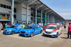 Hasil Balap Honda Jazz Brio Speed Challenge di ISSOM Round 3