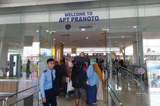 Kabut Asap Karhutla di Kaltim, 16 Penerbangan di Bandara Samarinda