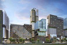 One Avenue Batam Mulai Dibangun, Pekerjaan Struktur Selesai 2022