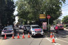 Ada Sidang Rizieq Shihab, Satu Lajur Persimpangan Jalan Penggilingan-Dr Soemarno Ditutup