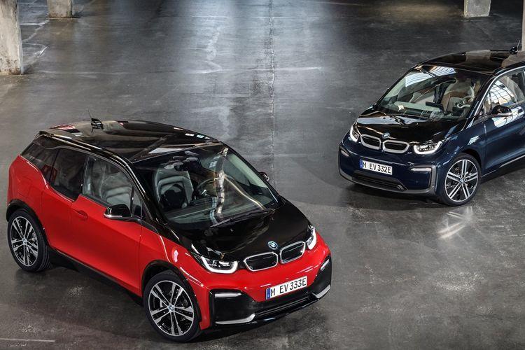 Duet BMW i3 dan i3S