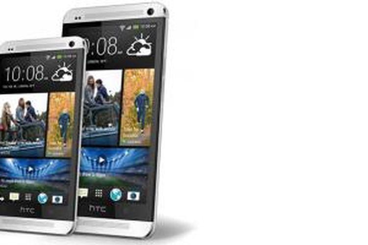 Ilustrasi HTC One Mini