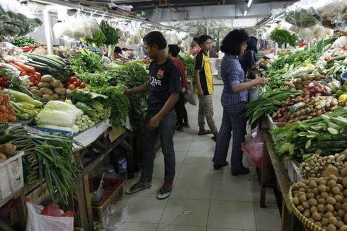 Pedagang di Pasar Mayestik Positif Covid-19, Pasar Jaya Tutup Kiosnya