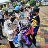 Warga Kota Tasikmalaya yang Isoman Dapat Paket Sembako