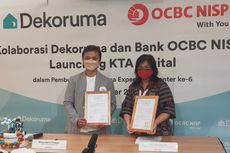 Dekoruma Gandeng OCBC NISP Tawarkan Kredit Furnitur dan Jasa Interior
