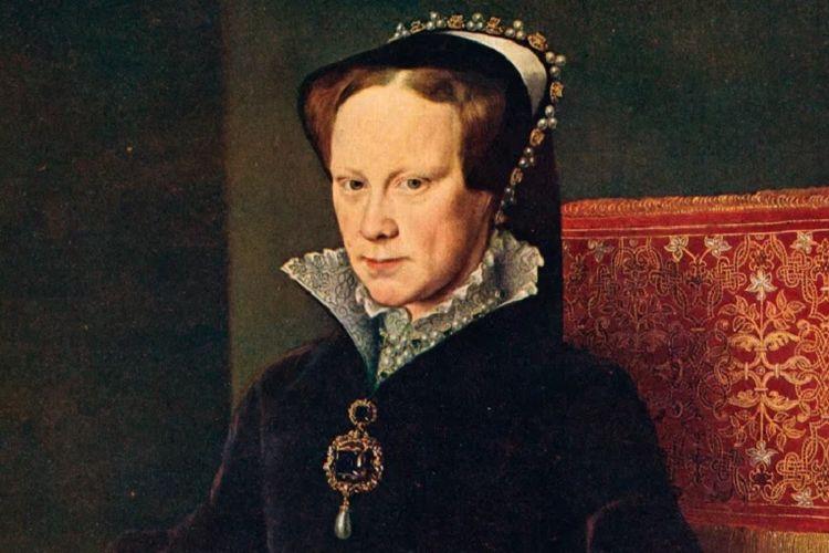 Ratu Mary I dari Tudor. (History)