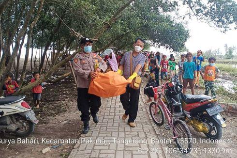 Bagian Tubuh Diduga Korban Sriwijaya SJ 182 yang Ditemukan Anak-anak Saat Bermain di Pantai Kis Hanya Menyisakan Rambut
