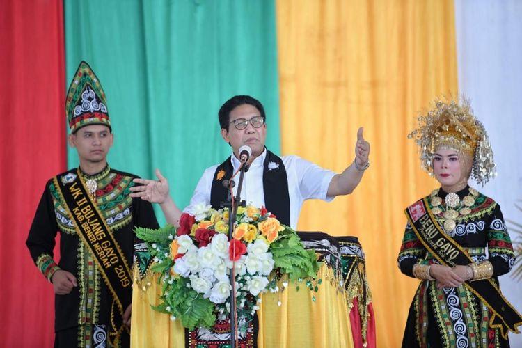 Berkunjung ke Aceh, Mendes PDTT Imbau Warga Waspada Virus Corona