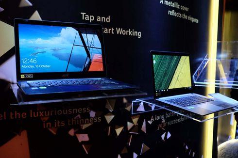 Acer Rilis 3 Laptop dengan Intel Core Generasi Ke-8 di Indonesia