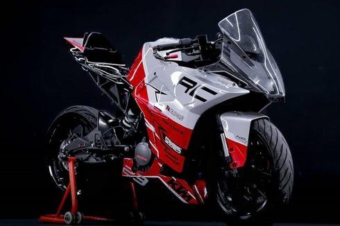 Modifikasi KTM RC 200, Kental dengan Aura Balap