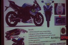 Ini Harga Yamaha R1 MotoGP Special Edition untuk Indonesia