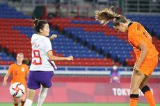 Hasil Sepak Bola Putri Olimpiade Tokyo: Belanda Menang Telak, Jepang Lolos
