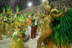 Pertama Kalinya dalam 100 Tahun, Karnaval Rio de Janeiro Ditunda