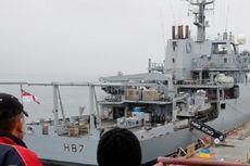 Beri Pesan ke Rusia, Inggris Kirim Kapal Perang ke Ukraina